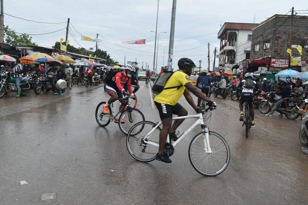 Du vélo pour éviter le confinement