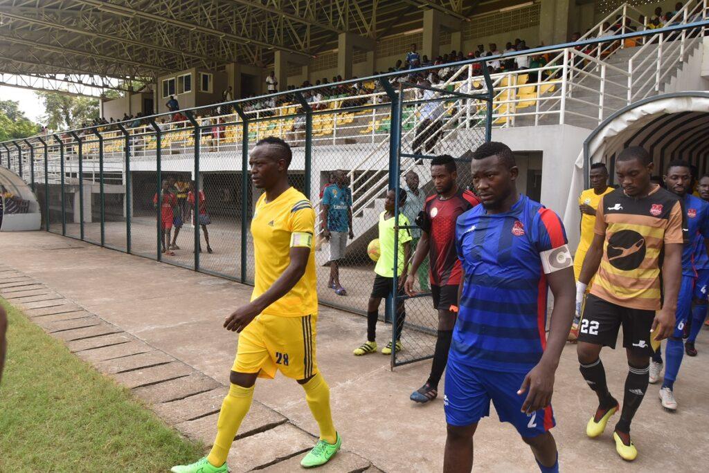 les footballeurs camerounais ne sont pas côtés en bourse