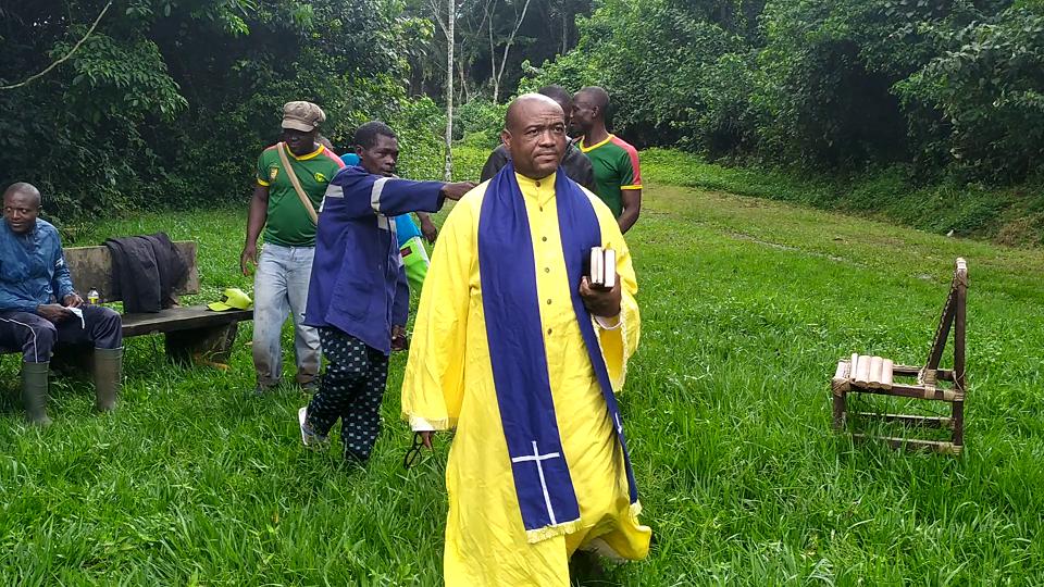 La prière comme arme contre Ngannou