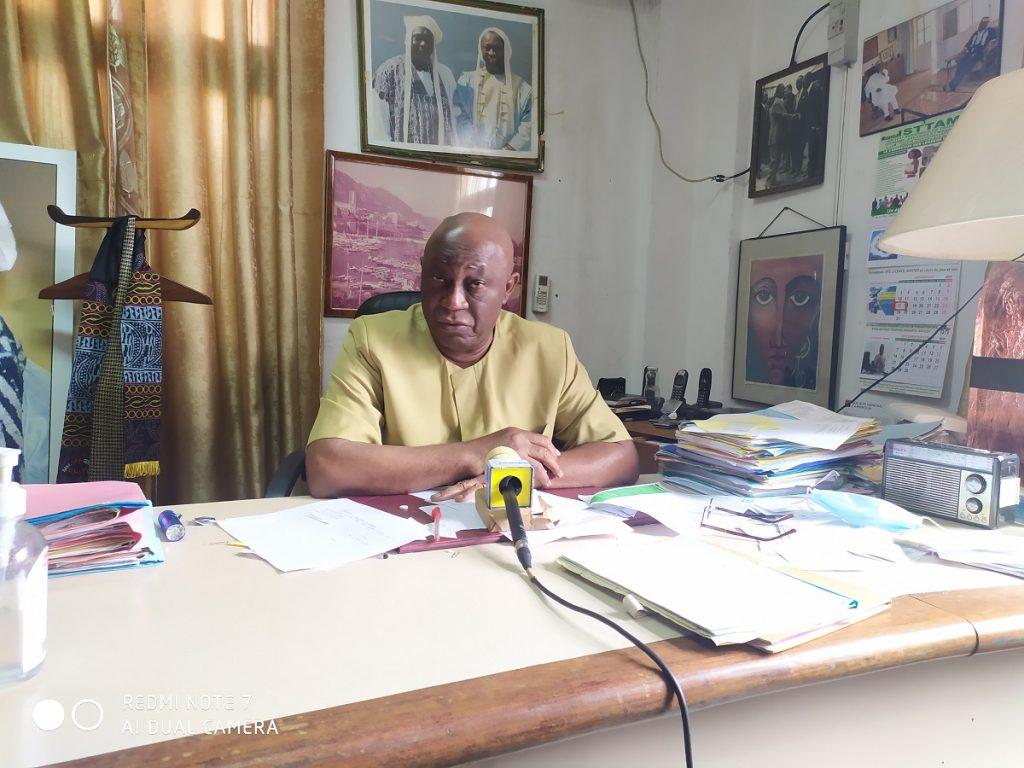 Prince Ngassa Happi: Le Président Happi n'a plus le mandat à l'Union de Douala