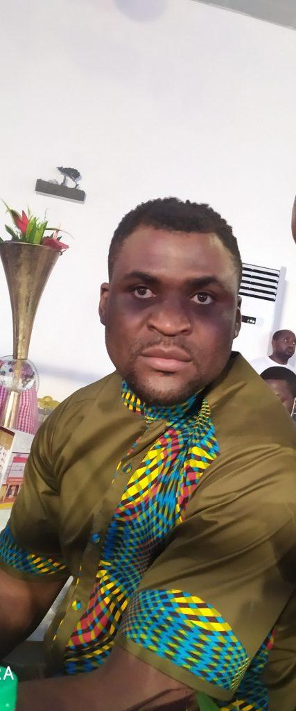 Francis Ngannou a  réalisé un de ses rêves, combattre au Cameroun