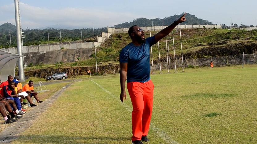 Stéphane Foko Kamga, douzième joueur de son équipe