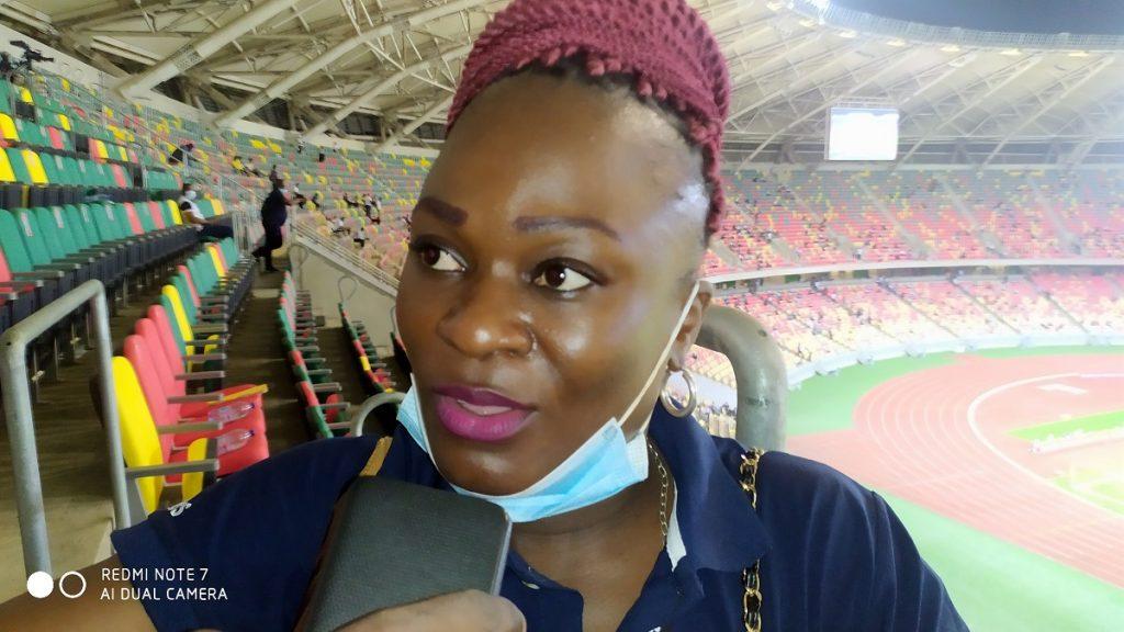 Charlène Bondembe, journaliste Congolaise: « Covid 19 nous a surpris »