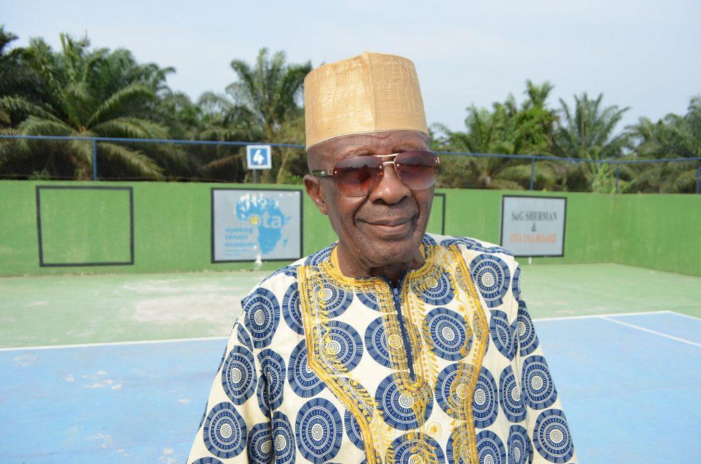 Eyenga Onana Jean: « J'ai été l'entraineur de Paul Biya au tennis »