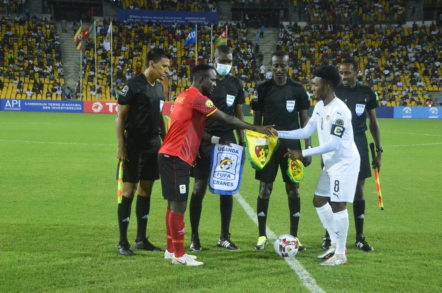 Le Togo remporte son premier match en Chan