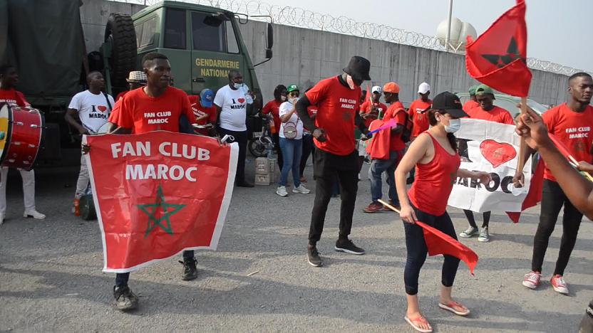 Le Maroc a un fan club au Cameroun