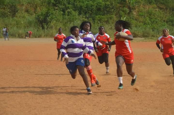 une équipe nationale féminine de rugby à 15