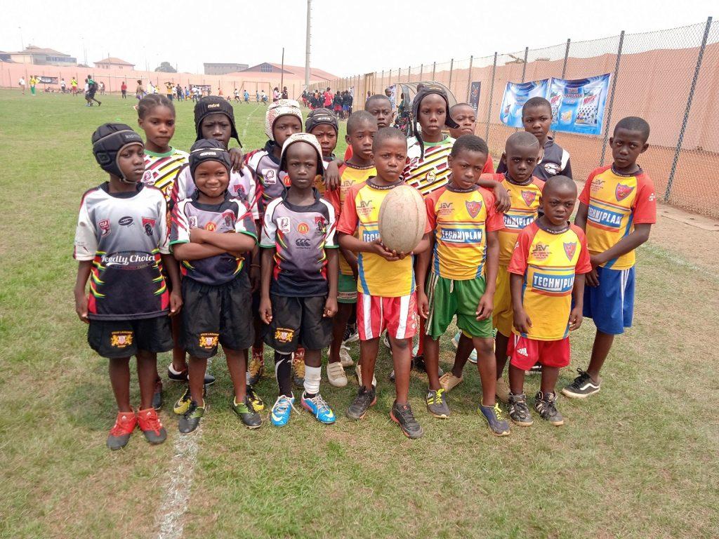 Rugby: 500 joueurs dans un regroupement