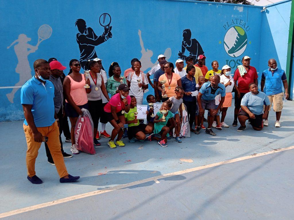 Tennis: Lumières de femmes sur les courts