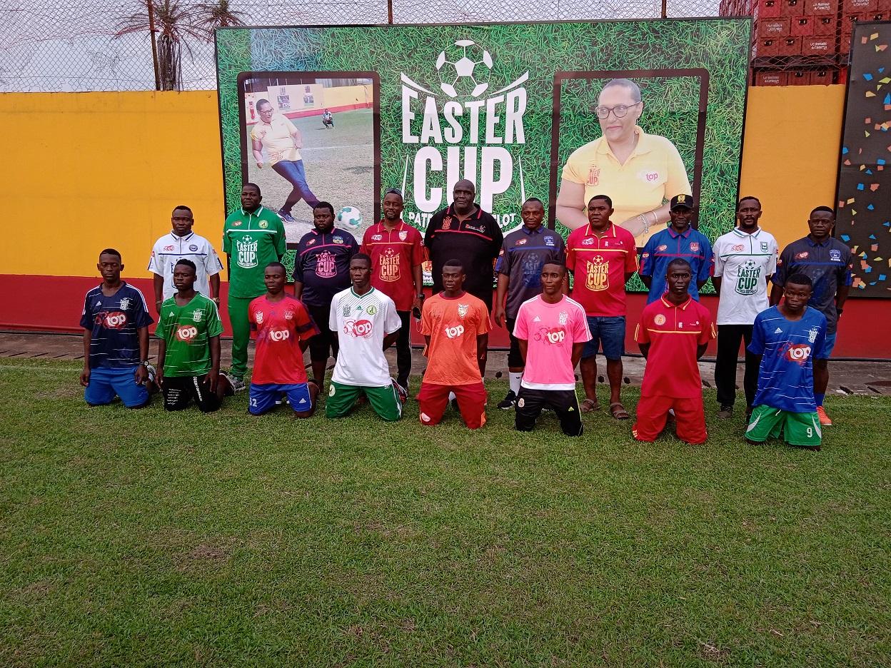 Football jeunes : la Easter cup est de retour