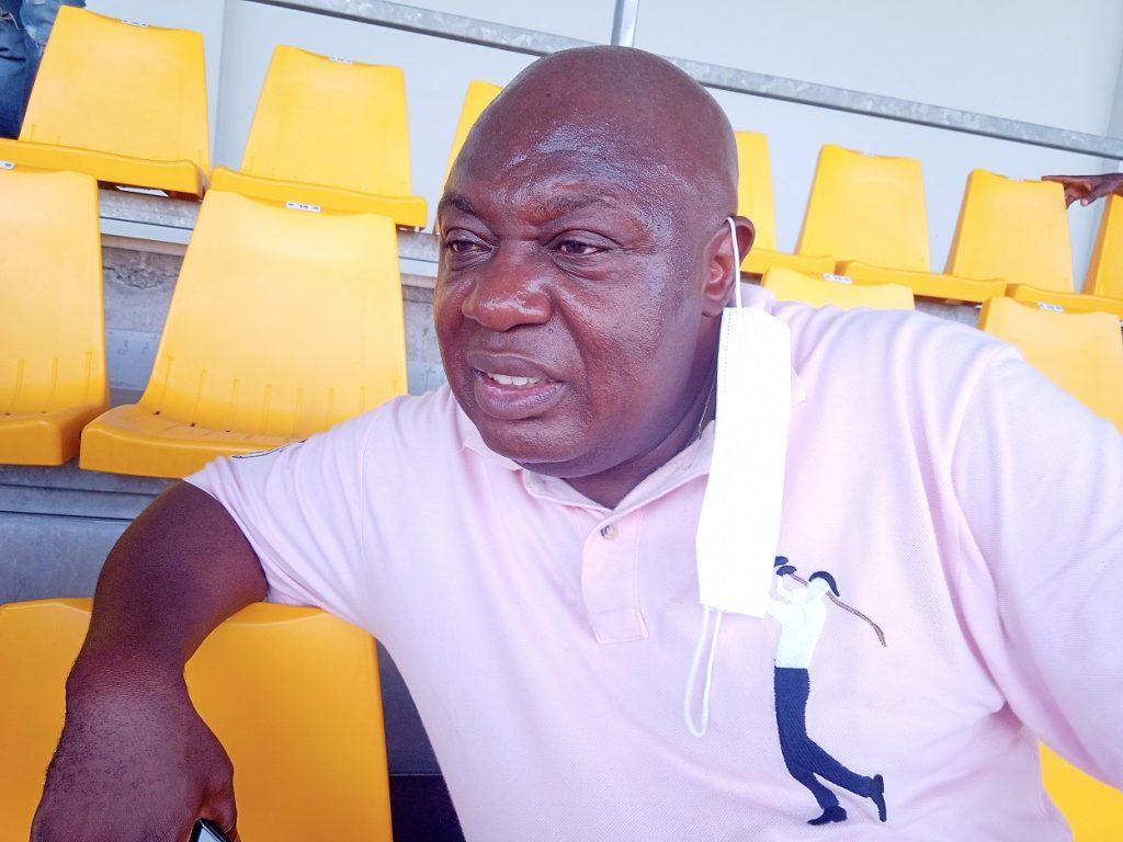 Faustin Domkeu dans la peau du coach