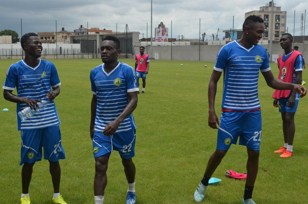 Stade gazonné pour Coton Sport de Garoua