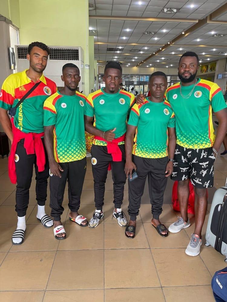 Les Lions du tennis au Congo