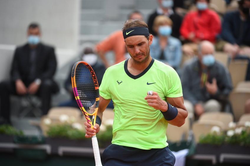 Raphael Nadal, une défaite tous les six ans