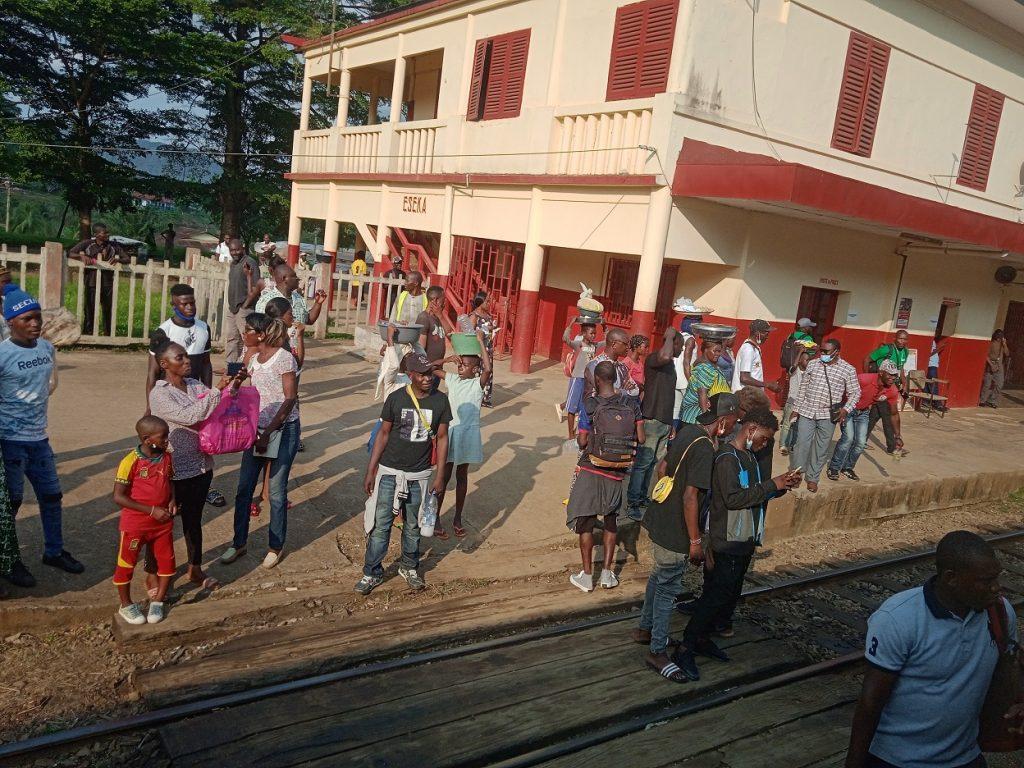 Edéa, Messondo, Eseka, Makak, et Ngoumou à nouveau connectés