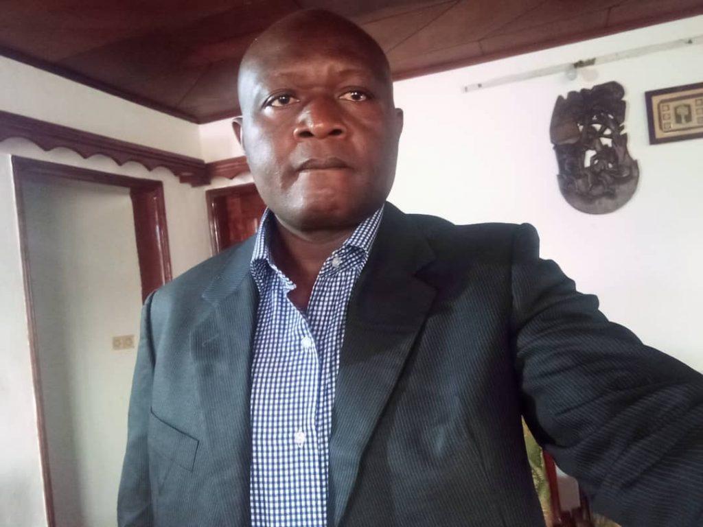 """Rogatien Nyada: """"Nous voulons nous faire respecter"""""""