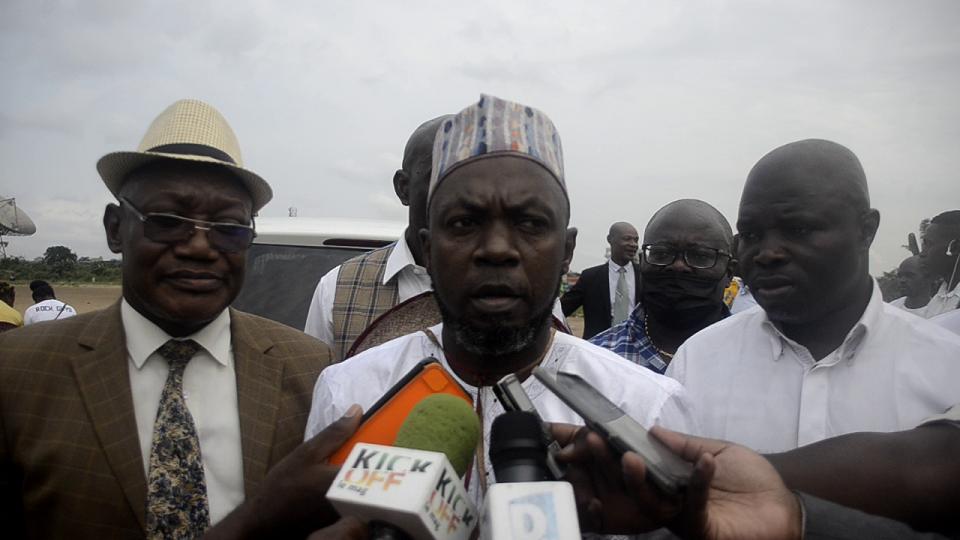 Ousmanou Yérima : « Il ne faut pas oublier les mesures barrières »