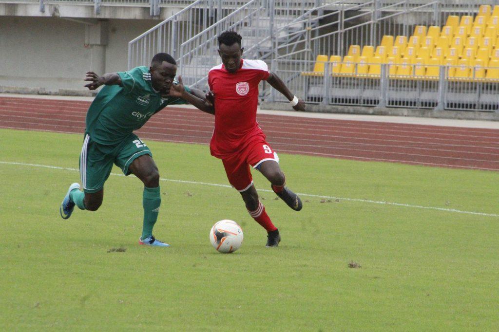 Djiko de Bandjoun enfonce Union de Douala