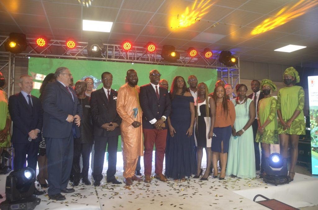 Les lauréats de la 4ème édition récompensés