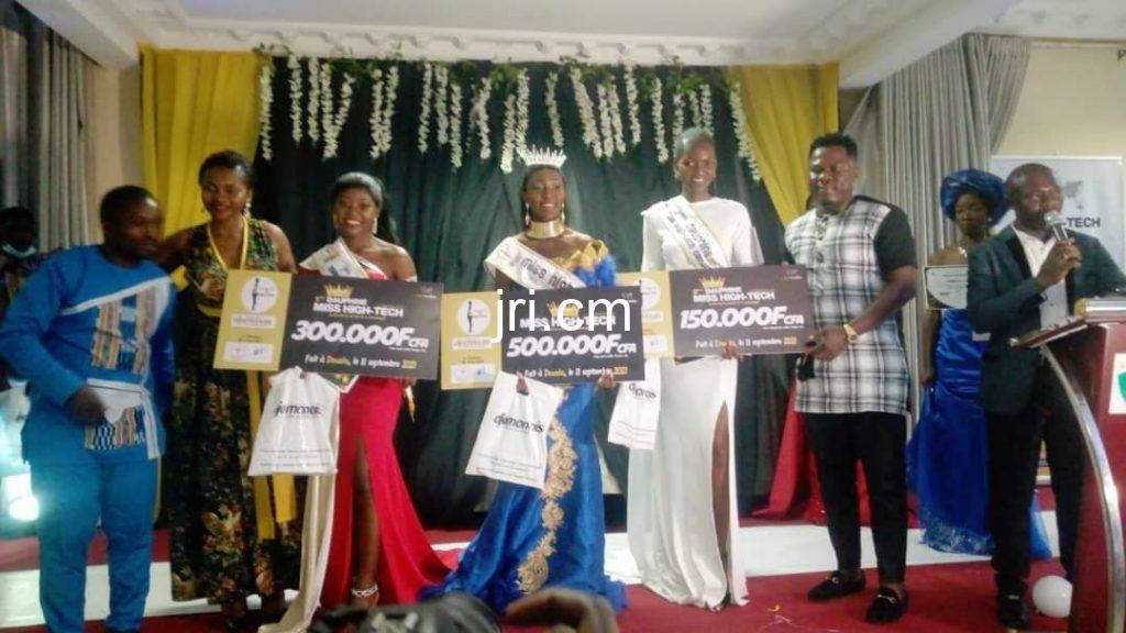 500.000 Fcfa pour la Miss High Tech
